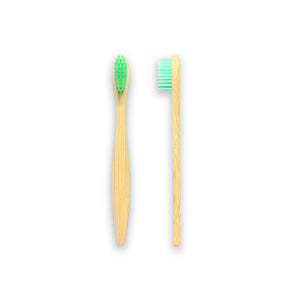 Children's Bamboo Toothbrush - Pack of 4