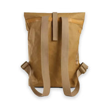 Load image into Gallery viewer, goBag - Vegan Leather Rucksack - UK - Unisex - Brown