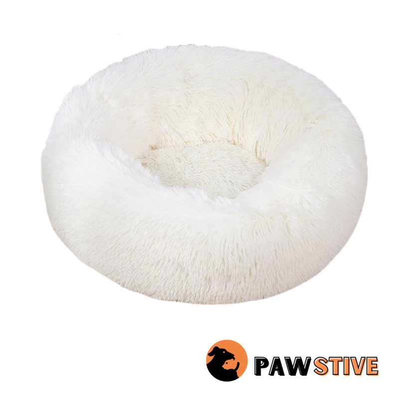 Anti-anxiety Calming Pet Bed - pawstive