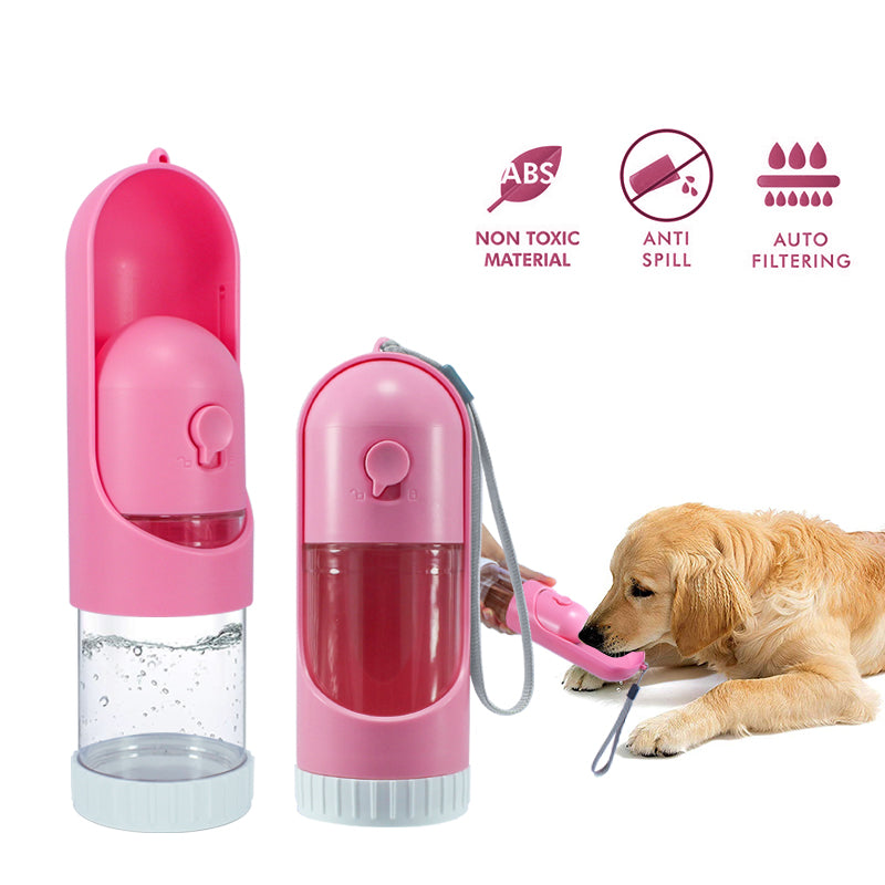 Ultimate Retractable Water Bottle - pawstive
