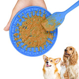 Dog Bowl Slow Feeder Lick Pad - pawstive