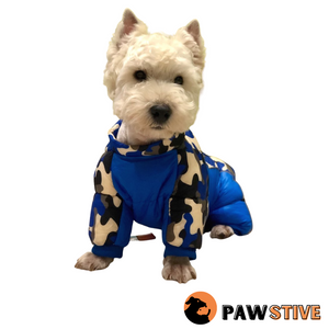 Ultra Warm Dog Winter Jacket - pawstive