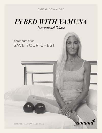 In Bed with Yamuna - 5. Chest - Yamuna