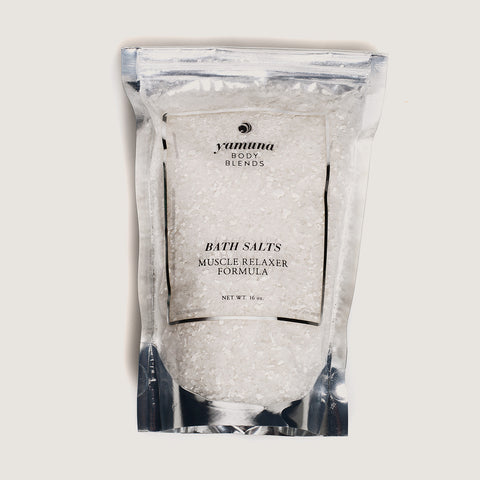 Muscle Relaxer Bath Salt