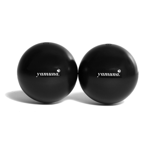 Black Balls (Pair) - Yamuna