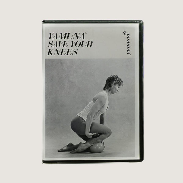 Save Your Knees DVD - Yamuna