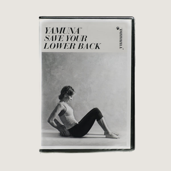Save Your Back DVD - Yamuna
