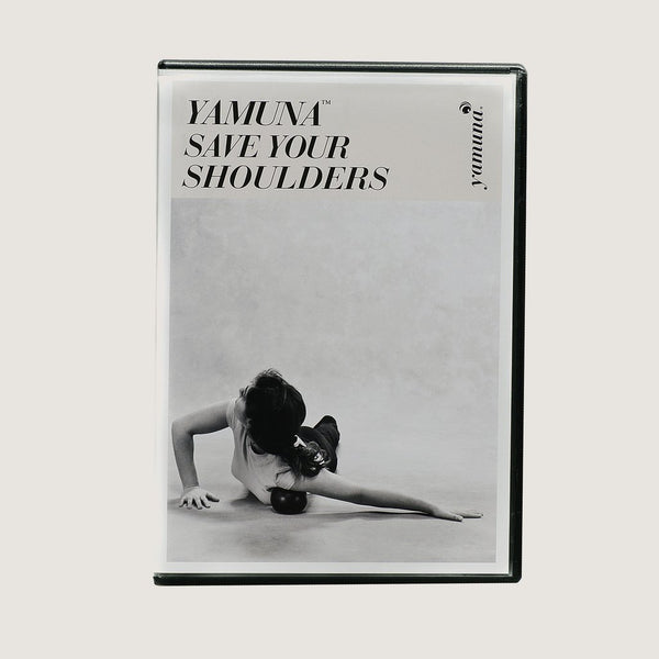 Save Your Shoulders DVD - Yamuna