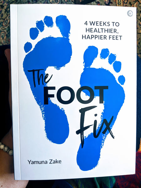THE FOOT FIX BOOK