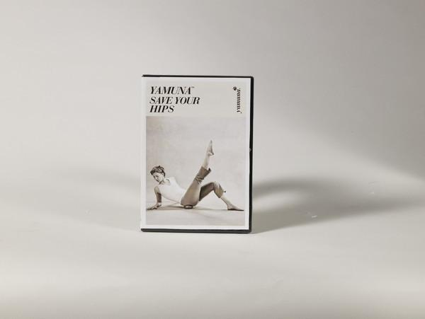 Save Your Hips DVD - Yamuna