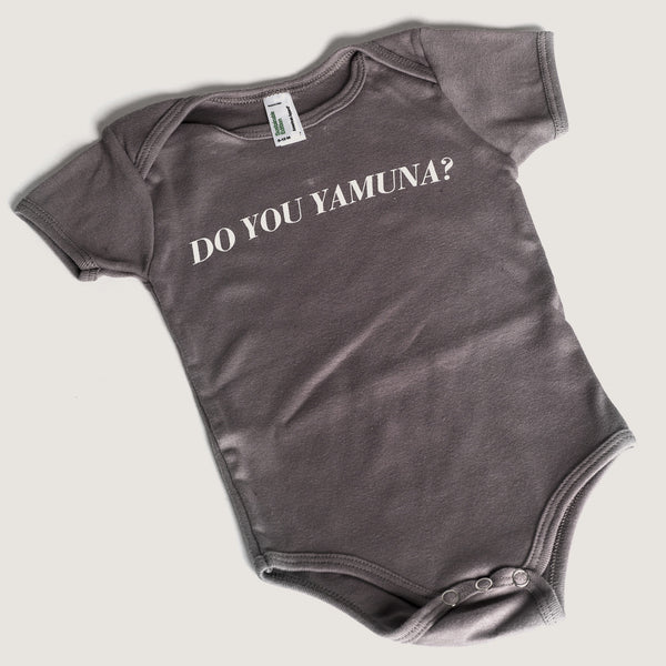"""Do You Yamuna?"" Onesie - Yamuna"
