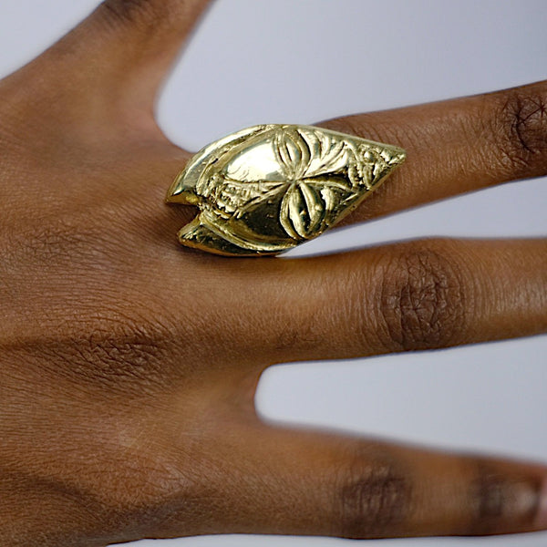 DAN MASK RING