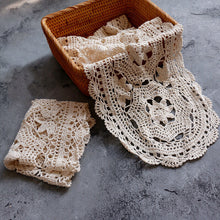 Load image into Gallery viewer, Handmade Runner, Crochet