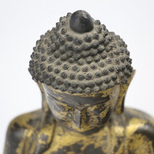 Load image into Gallery viewer, Brass Buddha Statue