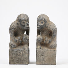 Load image into Gallery viewer, Stone Monkeys (Pair)