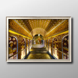 Temple of Sacred Tooth Relic, Sri Lanka - Original Prints, 1/20 Edition