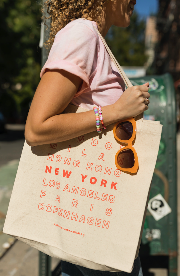 The Fashion Capital Tote