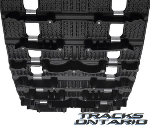 "129""x15""x1.25/1.5"" Camso ICE Storm 150 Pre-Studded Track - Tracks Ontario"