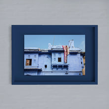 Load image into Gallery viewer, INDIA - bundi - blue building