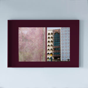 INDIA - calcutta - buildings