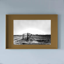 Load image into Gallery viewer, SOUTH AFRICA - LITTLE KAROO - gate with landscape