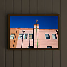 Load image into Gallery viewer, AMERICA - SANTA FE - pink building