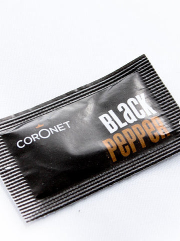 Black Pepper Sachet 10x 1g