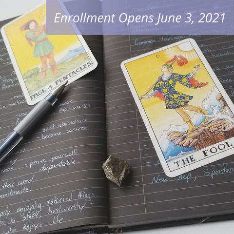 3 Essential Elements Every Tarot Journal Should Have