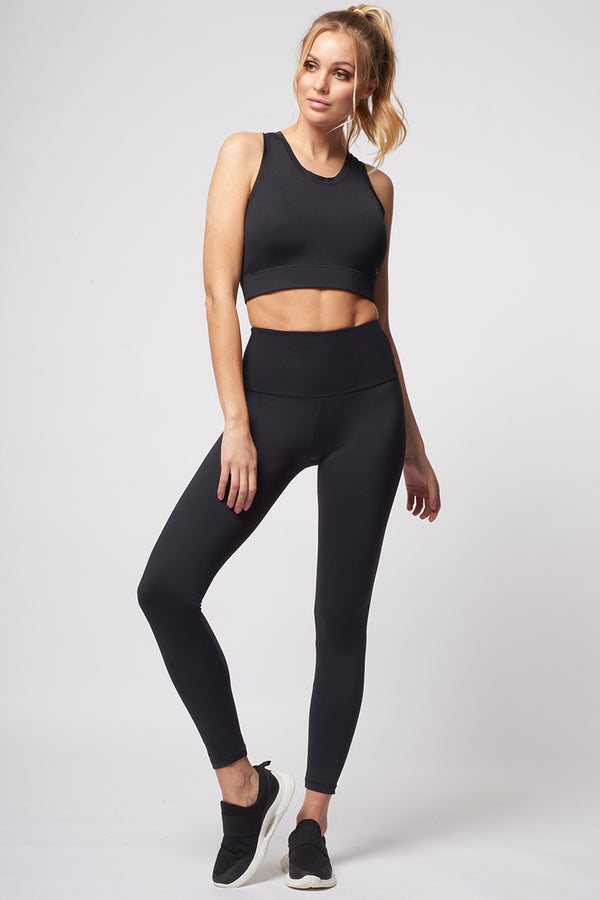 Extra Strong Compression Leggings with Tummy Control