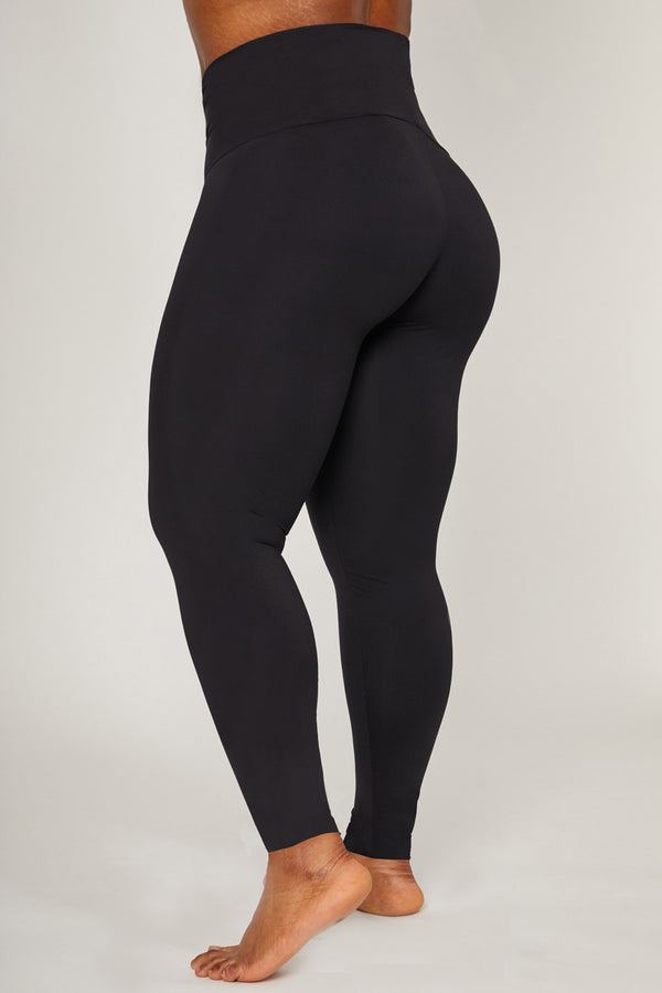 Extra Strong Compression Curve Leggings with Tummy Control