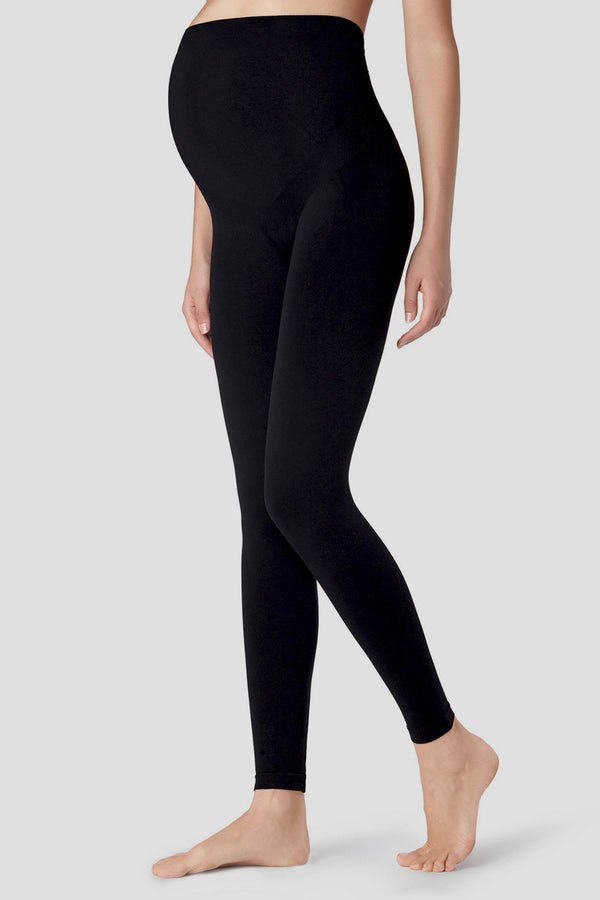 Maternity Leggings Black