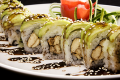 TERIYAKI TORI ROLL