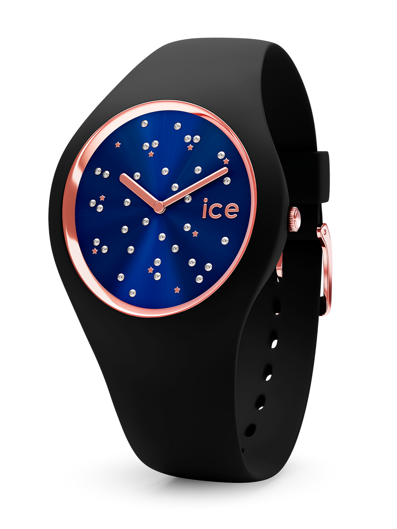 ICE WATCH Cosmos Star Deep Blue Small 2H