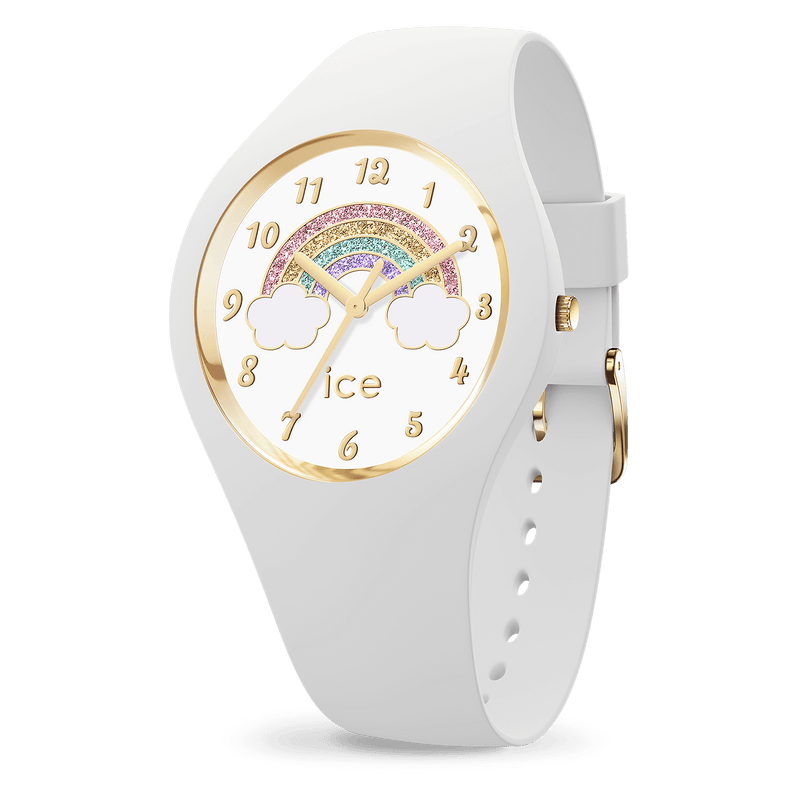 ICE WATCH Fantasia Rainbow White Small 3H