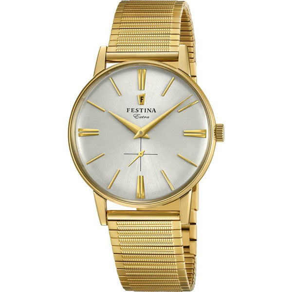 Festina Extra Gold Watch