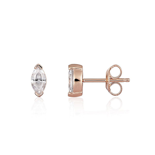 Georgini Heirloom Forever Earrings Gold