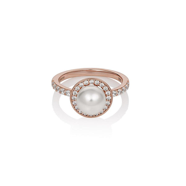 Georgini Heirloom Always Ring Rose Gold