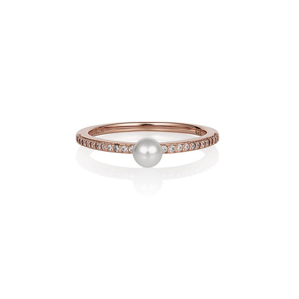 Georgini Heirloom Cherished Ring Rose Gold