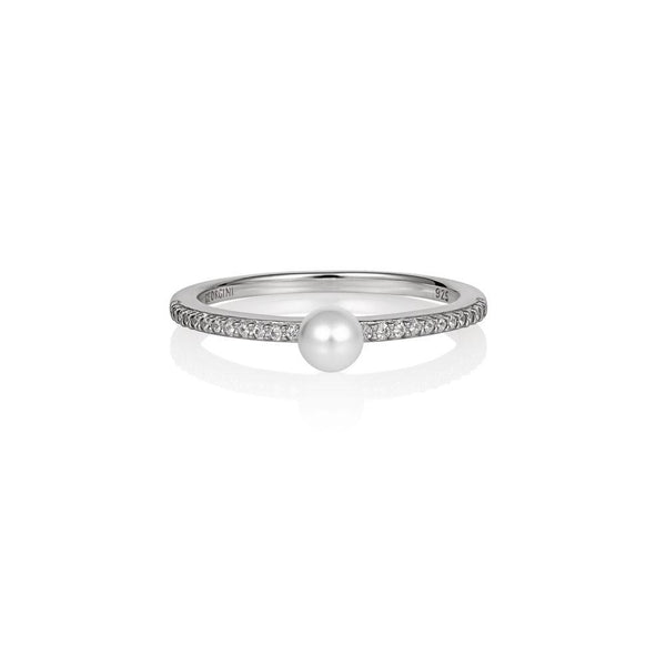 Georgini Heirloom Cherished Ring Silver