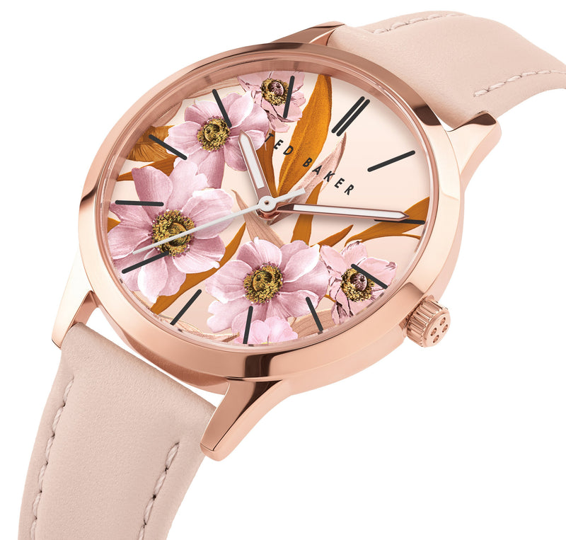 Ted Baker Fitzyia Printed Dial Watch