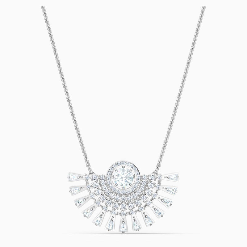 Swarovski  Medium Swarovski Sparkling Dance Dial Up Necklace