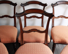 Load image into Gallery viewer, Solid Rosewood dining chairs