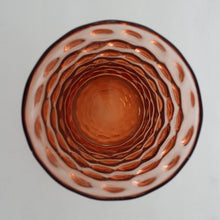 Load image into Gallery viewer, Beautiful salmon coloured vase