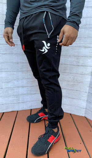 Full Effect Jogger (Black)