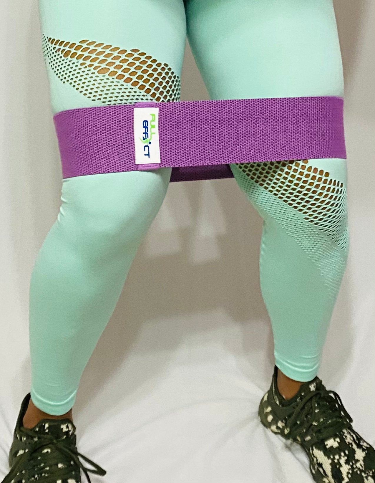 Fabric Booty/Resistance Bands Set