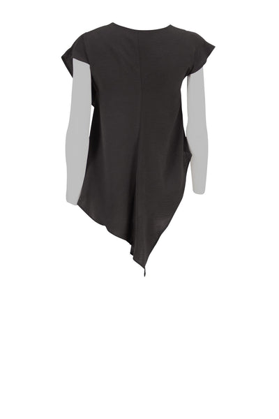 INDIA Black Ladies Top