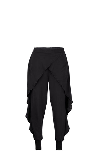 MANTA Black Ladies Pants