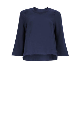 THERESA Navy Ladies Top