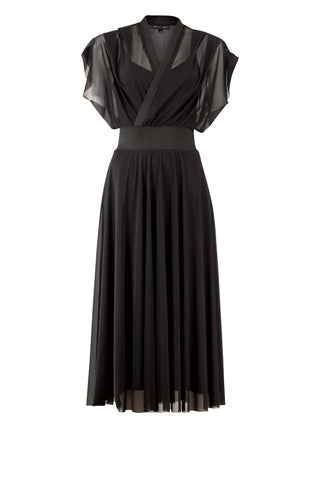 VENZO Black Dress