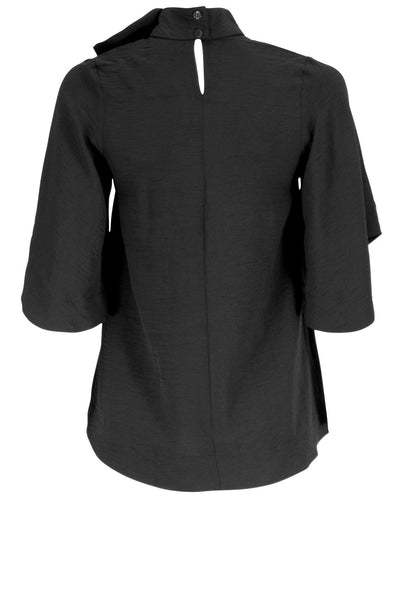 HURLEY Black Ladies Blouse
